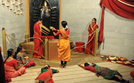 Happy Birthday Devi! Linga Bhairavi'S Anniversary within Isha Foundation Lunar Calendar