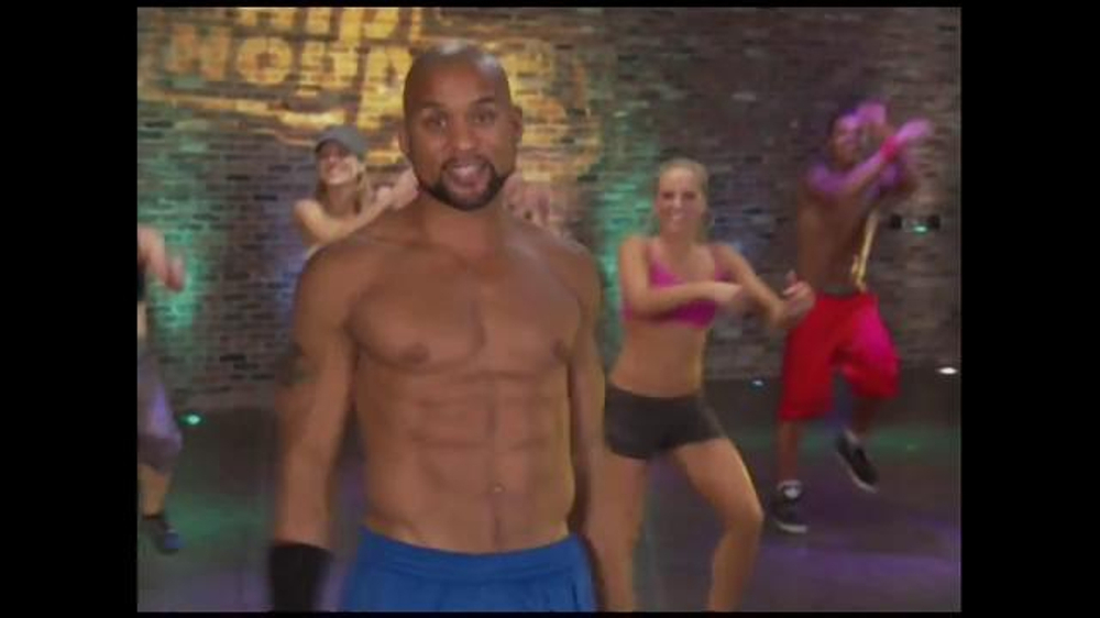 Hip Hop Abs Tv Commercial, 'Tilt, Tuck And Tighten in Hip Hop Abs Hips Buns And Thighs