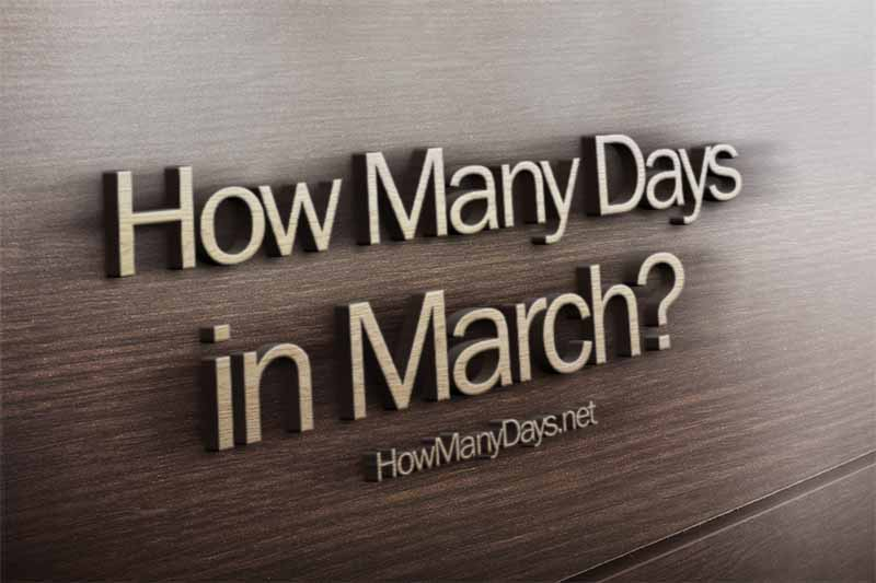 How Many Days Are In March 2020? Untildays pertaining to Important International Days In December