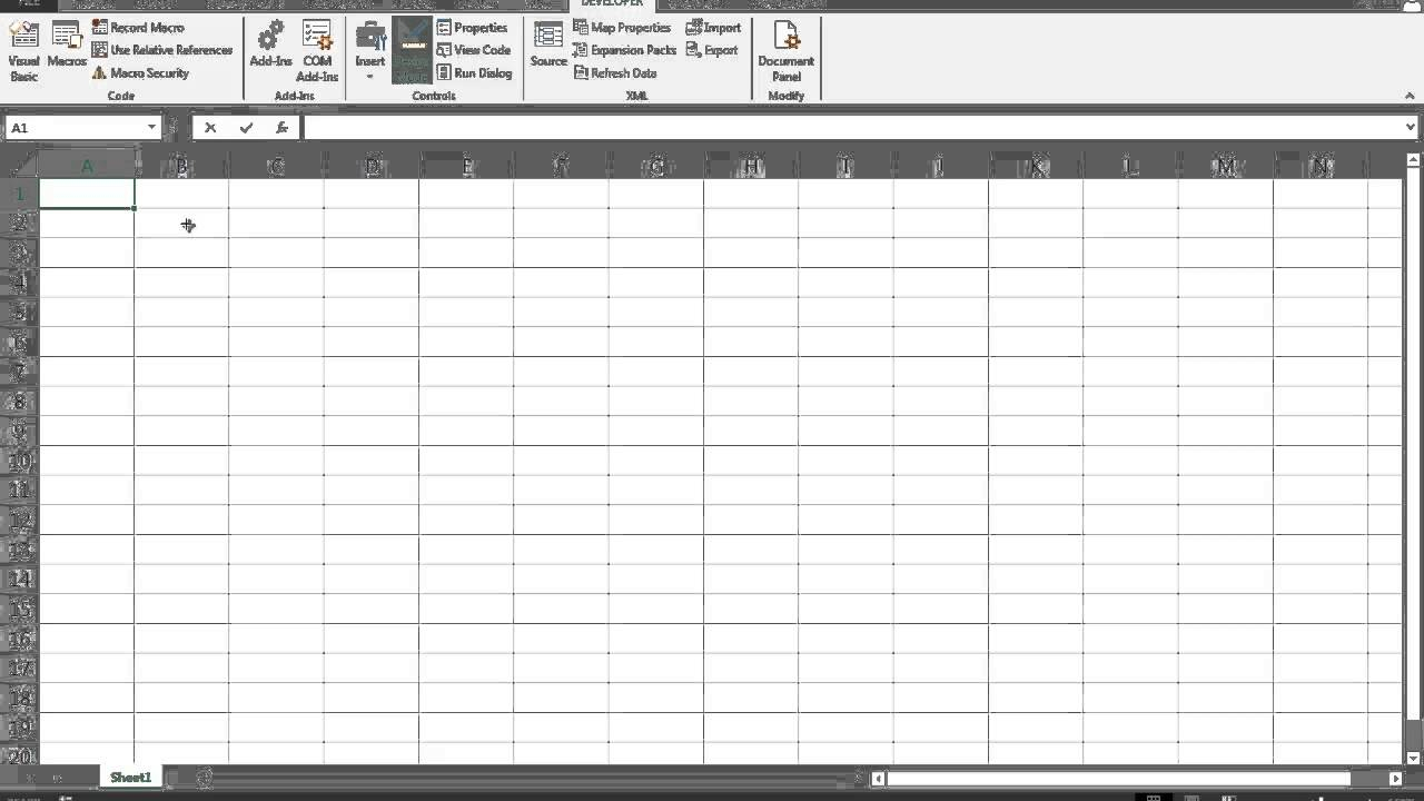 How To Create And Place An Interactive Calendar On An Excel Spreadsheet with regard to Convert List Of Dates To Calendar Excel