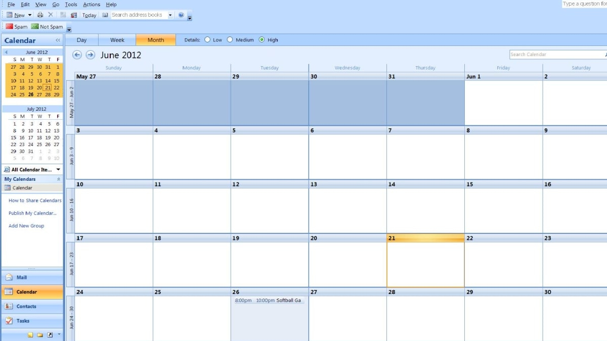 How To Import A Calendar From Excel To Outlook  Turbofuture regarding Convert List Of Dates To Calendar Excel