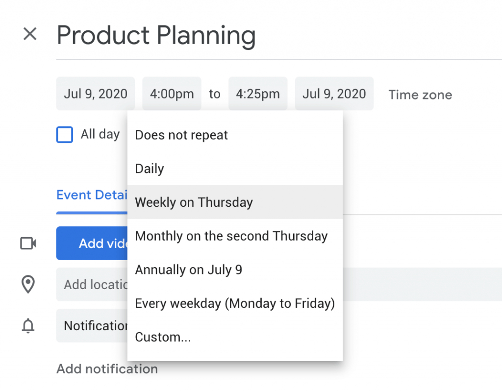 How To Use Google Calendar To Get Things Done: 31 Features for 15 Minute Time Slots Google Calendar