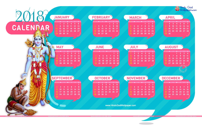 Interactive Calendar Wallpaper Free Desktop Calendar 2018 intended for Interactive Excel Desktop Background
