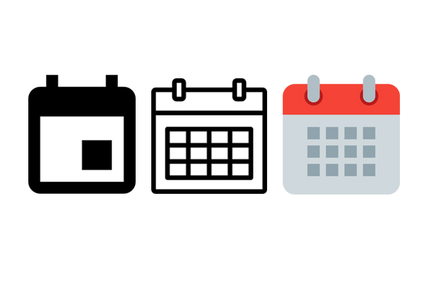 Ios Calendar Icon At Vectorified | Collection Of Ios pertaining to Iphone Calendar Icon Disappeared