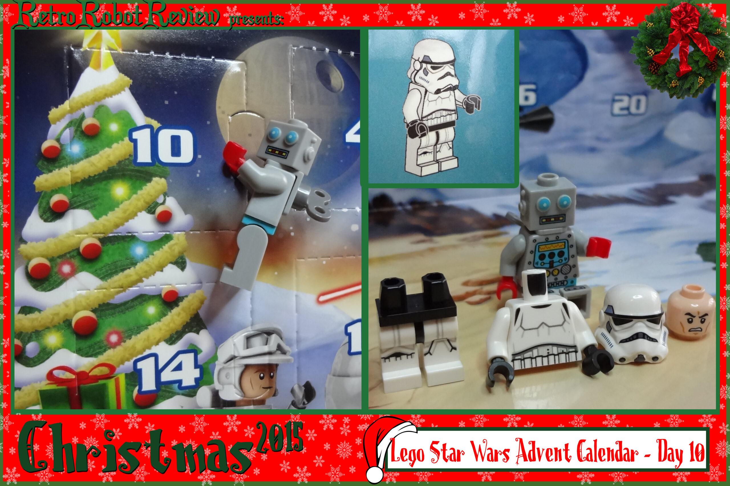 Lego Star Wars Advent Calendar  Day 10 pertaining to Lego Star Wars Advent Calendar Instructions