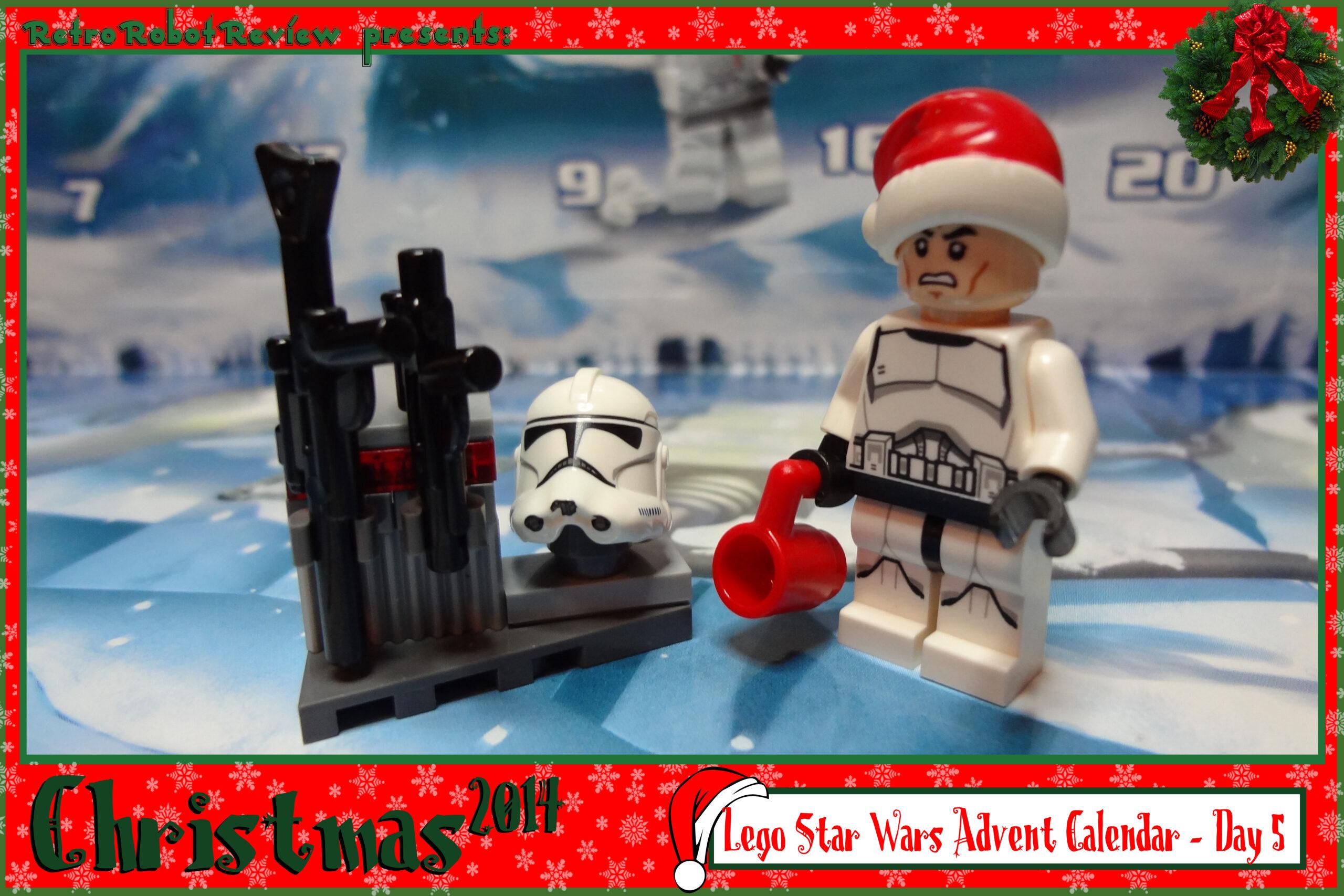 Lego Star Wars Advent Calendar  Day 5 pertaining to Lego Star Wars Advent Calendar Instructions