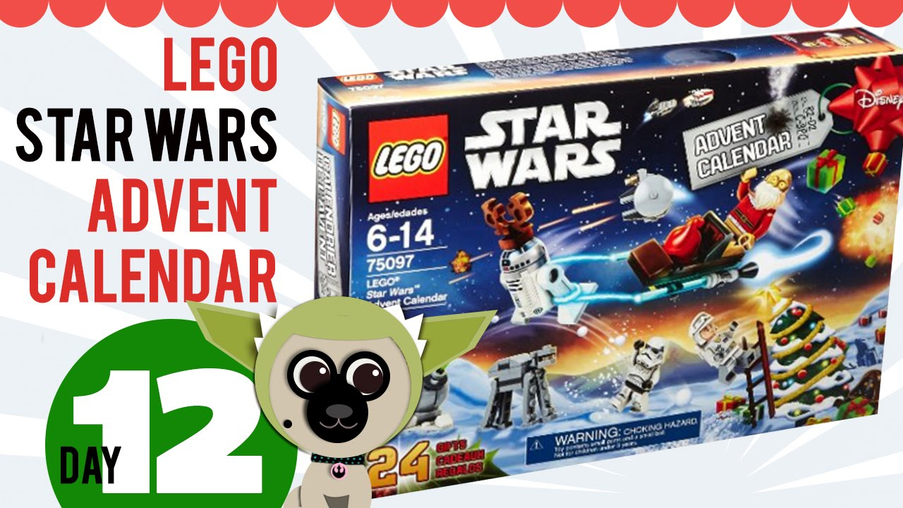 Lego Star Wars Advent Calendar Opening: Day 12 | December intended for Lego Star Wars Advent Calendar Instructions
