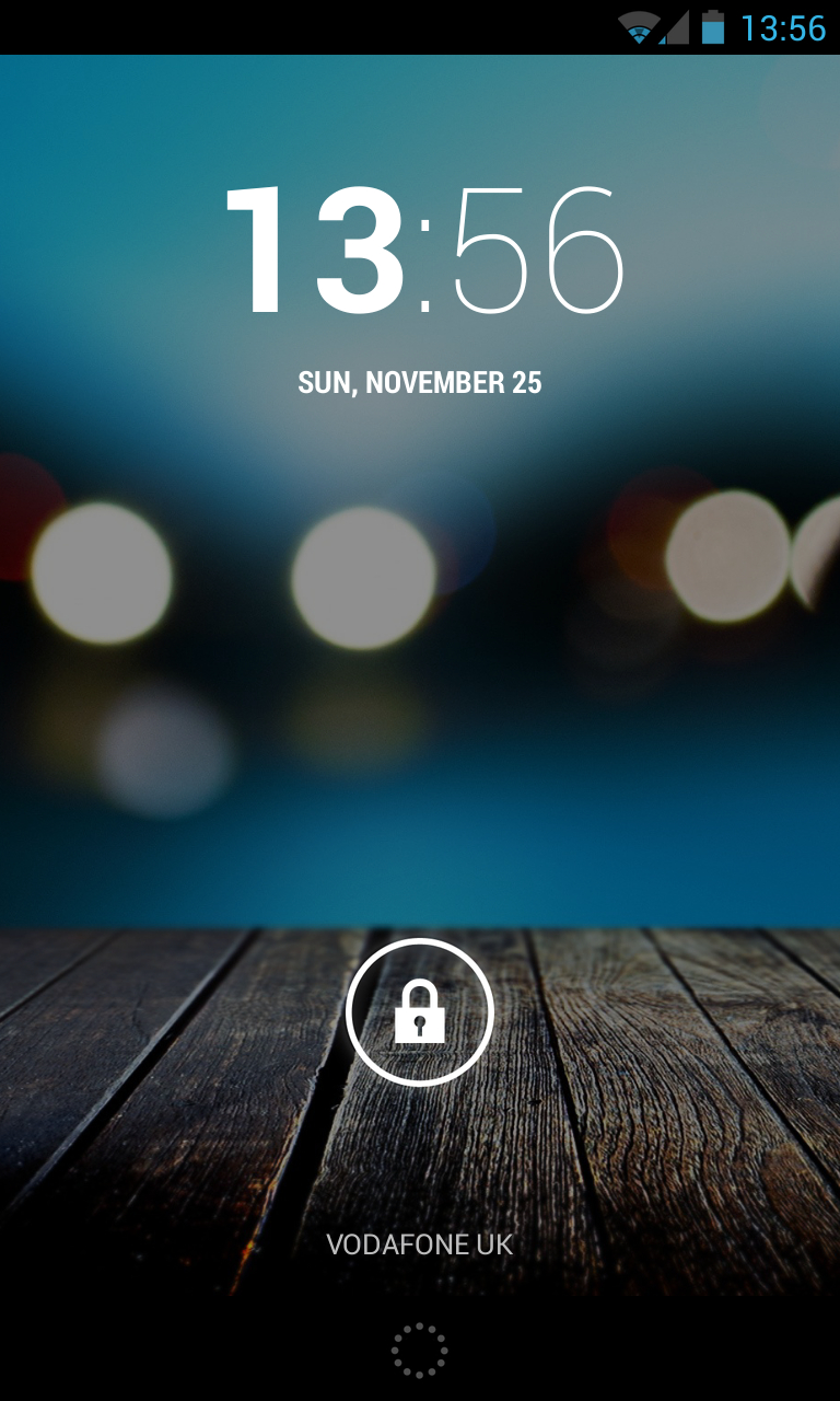 Lock Screen  Androidtapp for Lock Screen Countdown Android