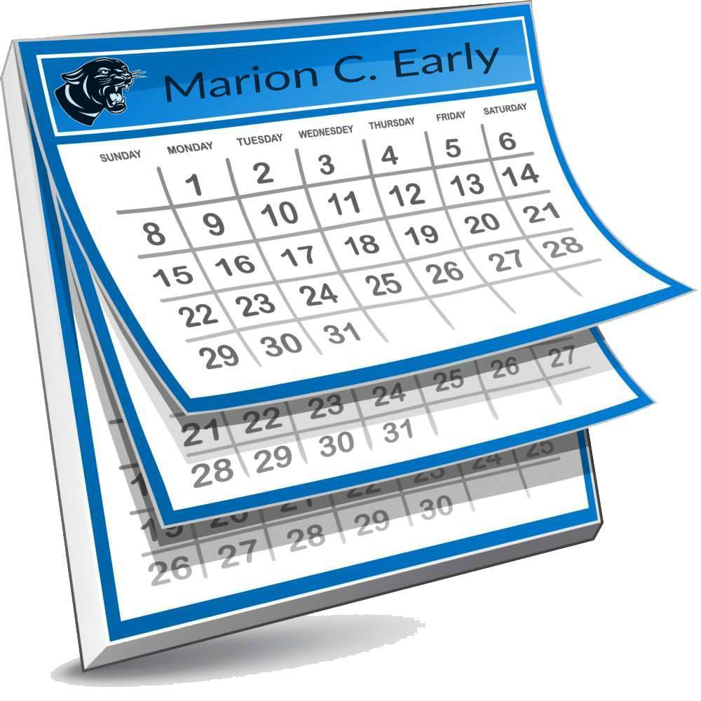 Marion C. Early intended for Carthage Mo School Calendar