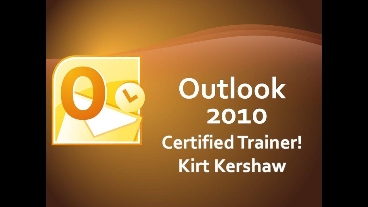 Outlook 2010 Conditional Calendar Formatting Training Video! in Conditional Formatting Outlook Calendar