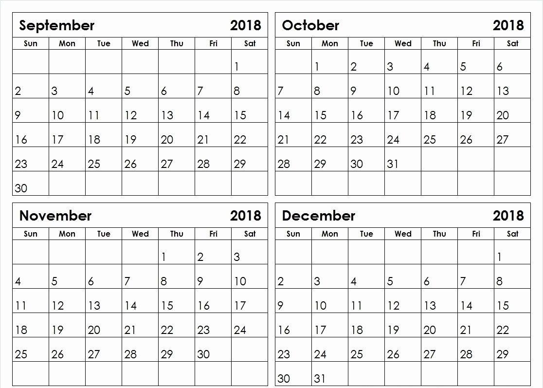 Pin On Calendar Printables pertaining to Free Printable 4 Month Calendar