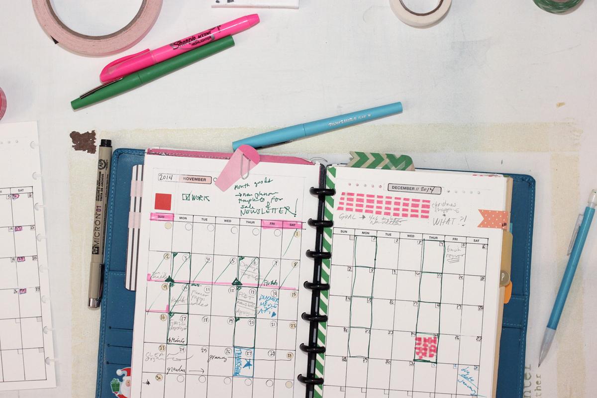 Planner Templates, 5.5 X 8.5 ⋆ Amanda Hawkins | Ahhh for 5.5 X 8.5 Calendar Template