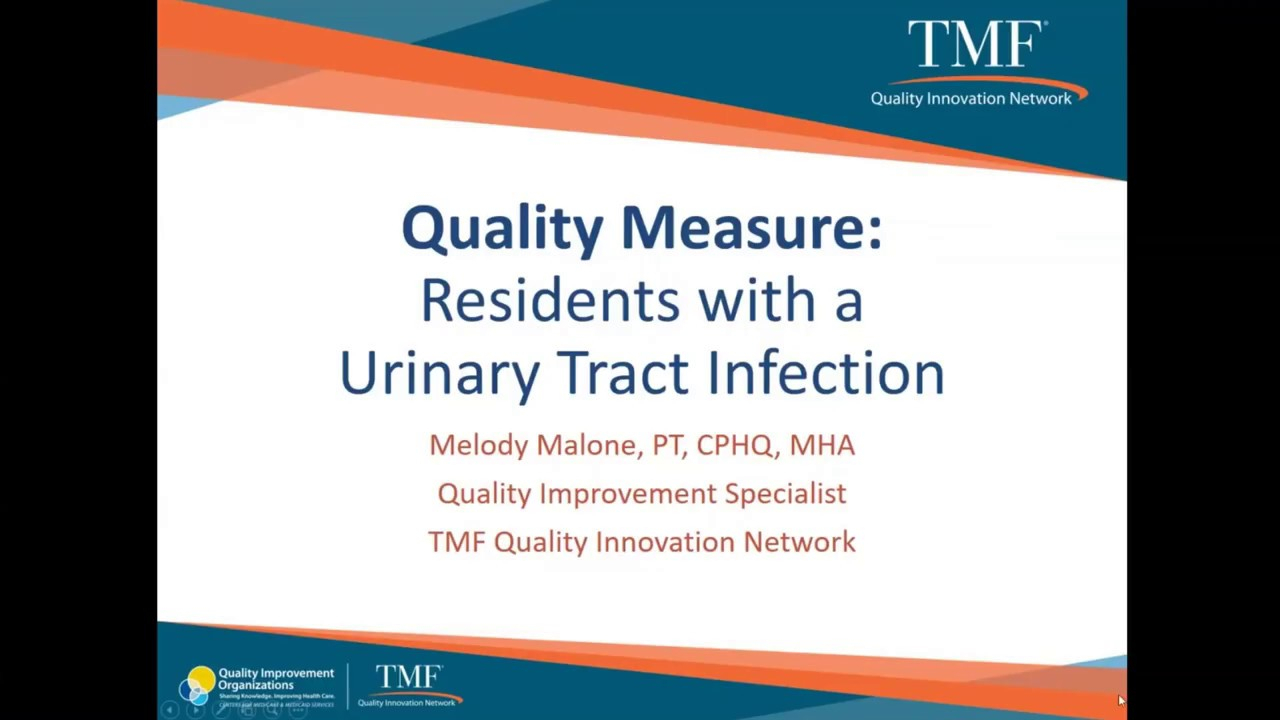 Quality Measure: Percent Of Residents With A Urinary Tract throughout Mcgeer Criteria Worksheet