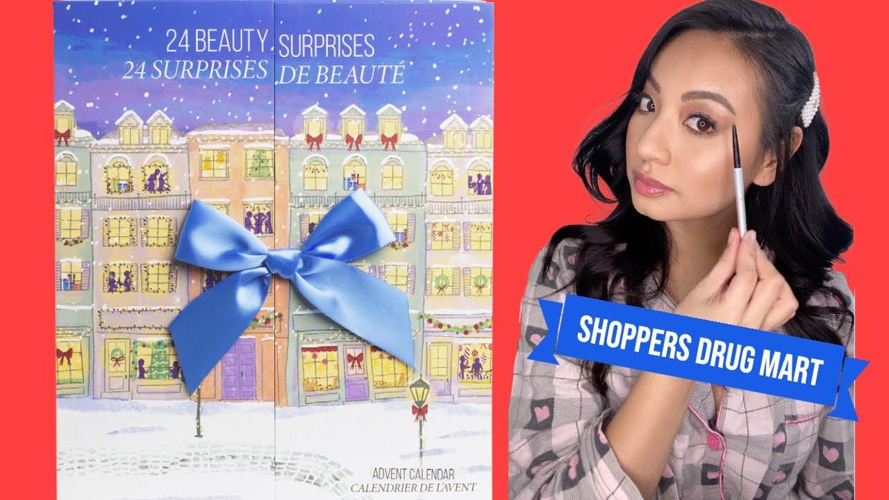 Shoppers Drug Mart Advent Calendar 2020 Part 2 Unboxing for Shoppers Photo Calendar