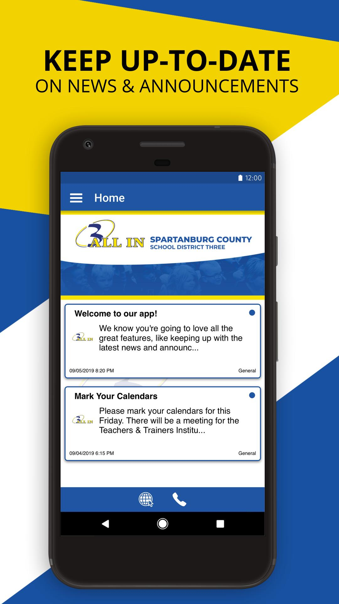 Spartanburg School District 3 For Android  Apk Download regarding Spartanburg School District 3 Calendar