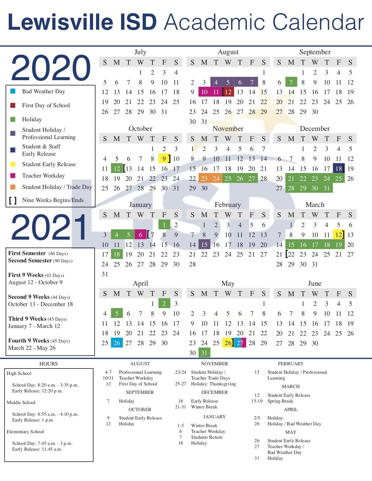 Stephen F Austin 20202021 Calendar  Calendar Inspiration with regard to Sfasu School Calendar