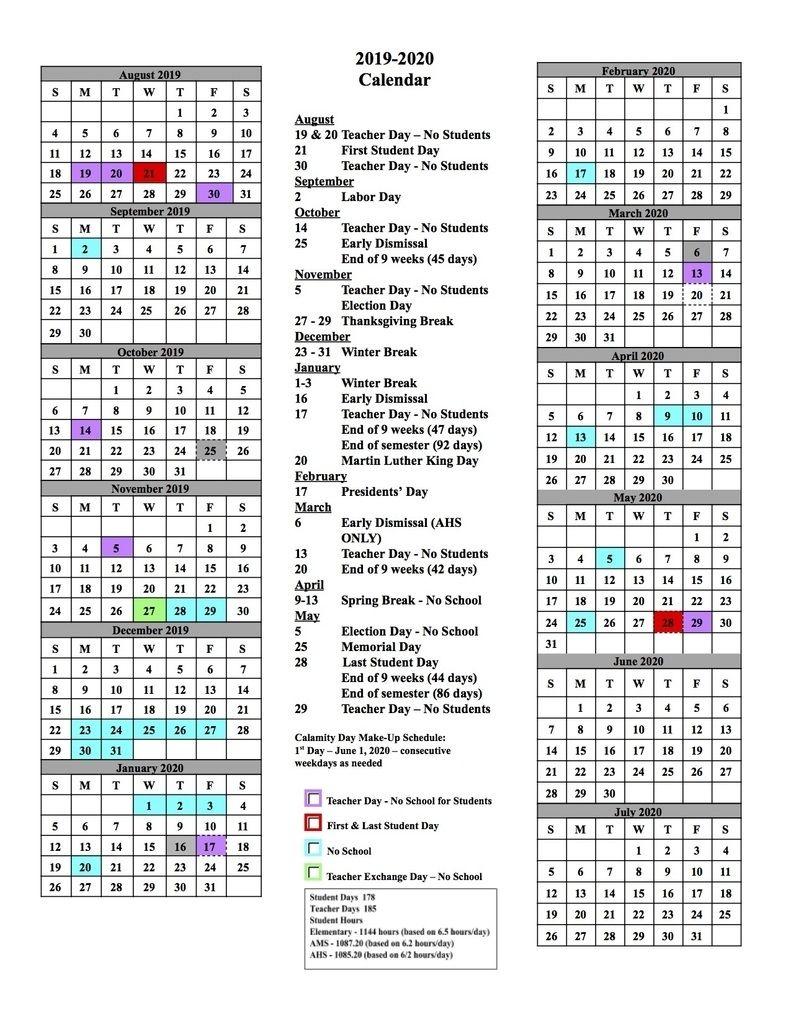 Stephen F Austin Calendar 2019  2020 In 2020 | Marketing within Sfasu School Calendar