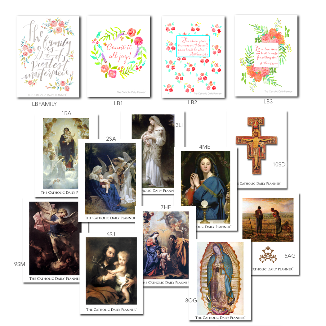 The Catholic Daily Planner™ with Catholic Daily Planner
