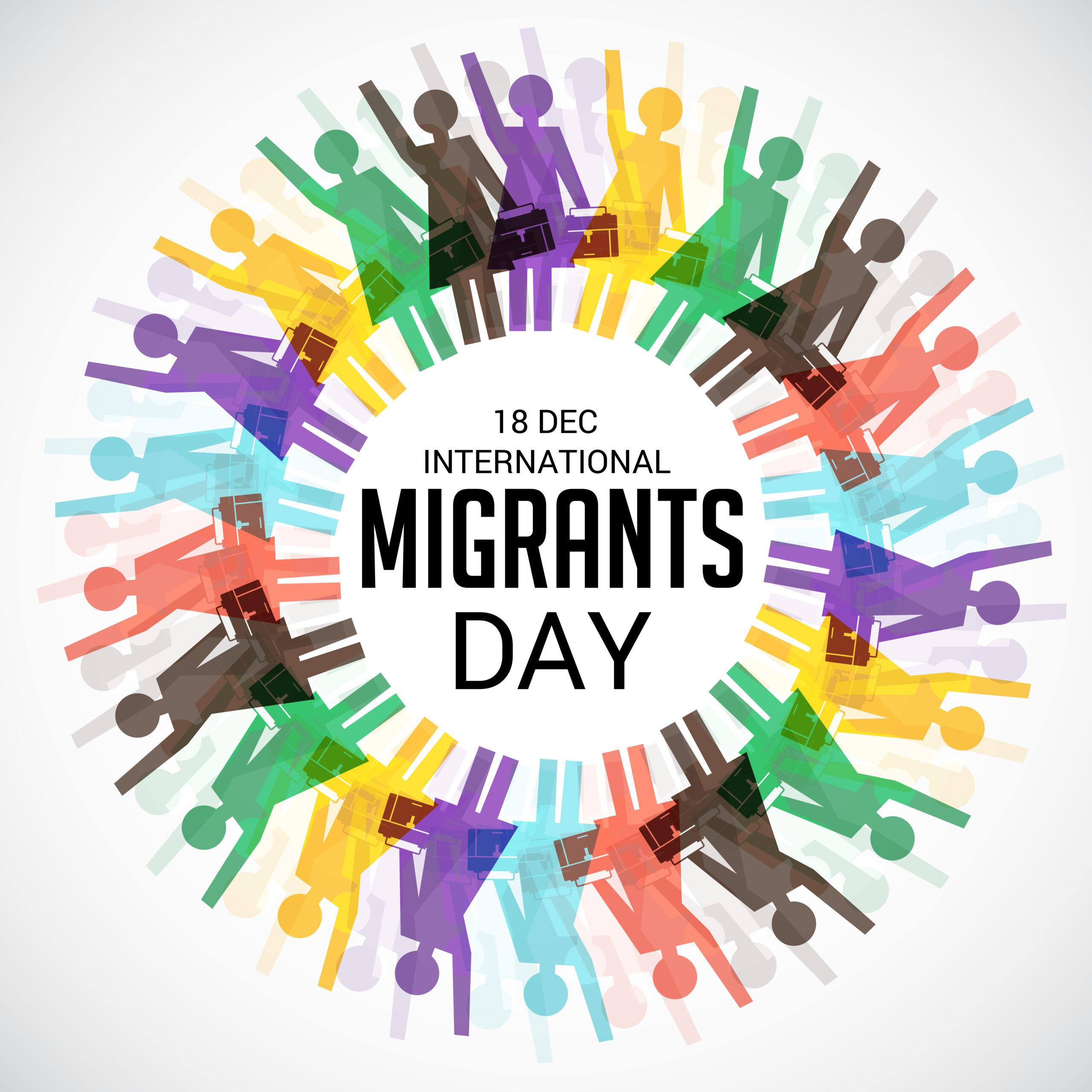 #Togetherformigration: More Than Just A Number  Samuel for Important International Days In December