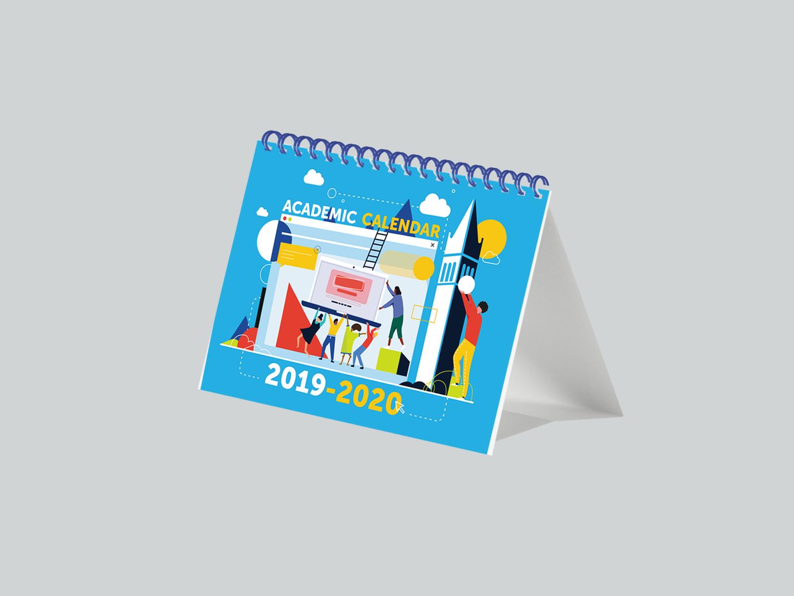 Uc Berkeley Sts Academic Calendar (201920) By Cherry Wu On with regard to Berkeley Academic Calendar