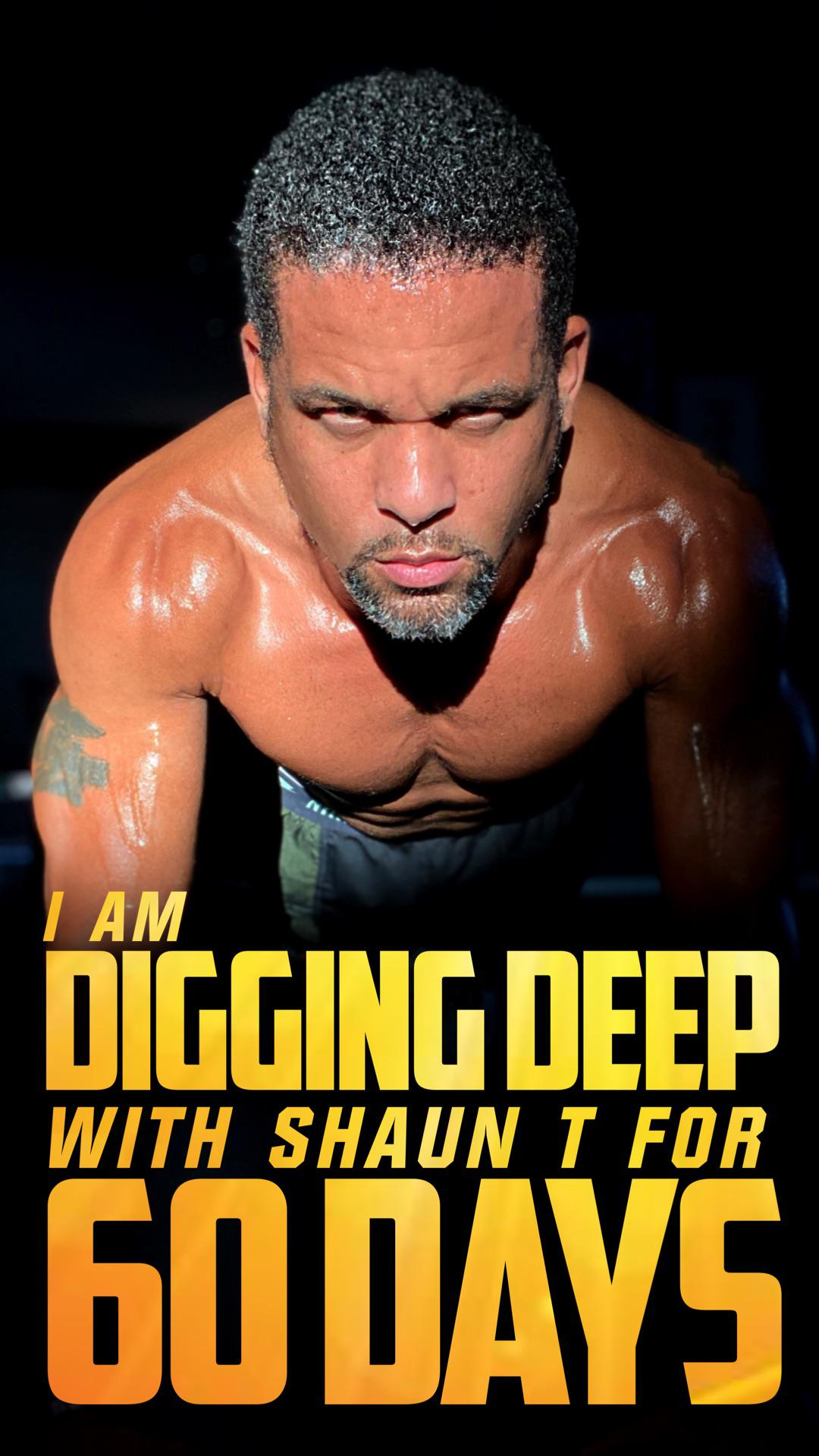Who Else Is Digging Deeper With Shaun T For The Next 60 Days regarding Shaun T Hybrid Calendar
