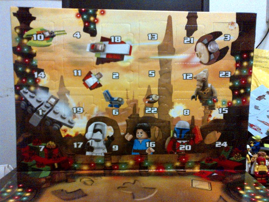 2013 Lego Star Wars Advent Calendar | Daily Windows | Bill with regard to Lego Star Wars Advent Calendar 2013