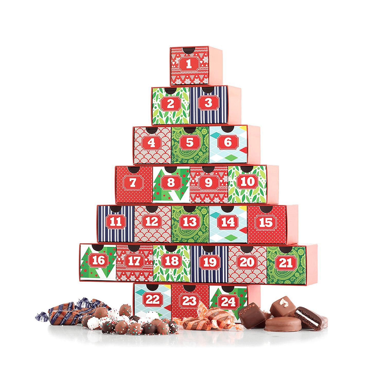 2017 Chocolate & Candy Advent Calendars For A Sweet pertaining to Xmas Advent Calendar WordPress Plugin