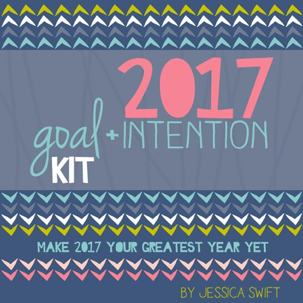 2019 Goal + Intention Kit | Happy Year, Goals, Calendar Date for Most Goals In A Calendar Year