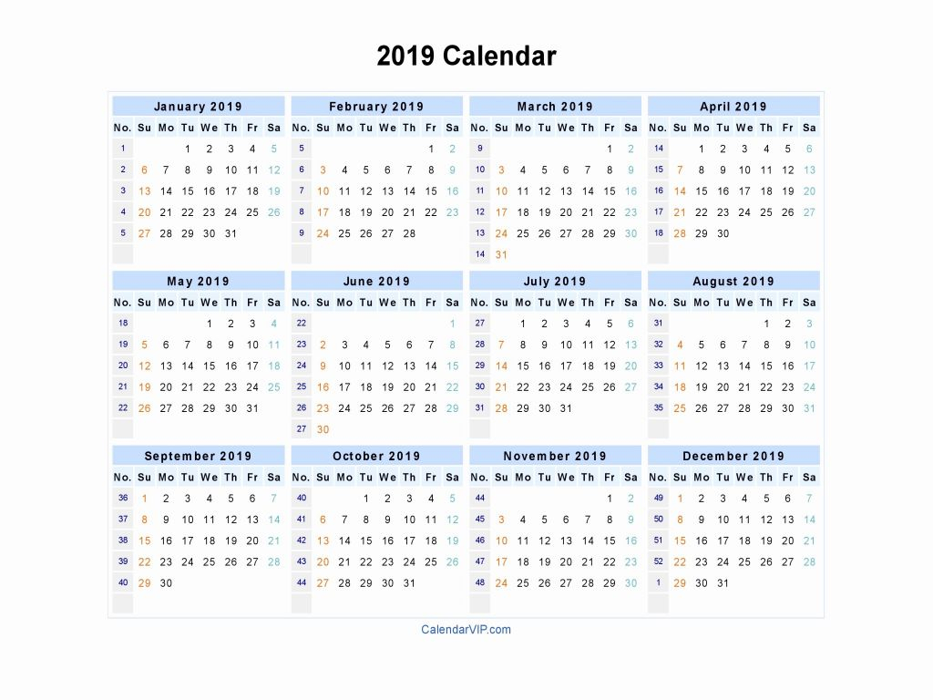 2019 Year Calendar In Excel Más Recientes Julian Date throughout Julian Date Calendar Pdf