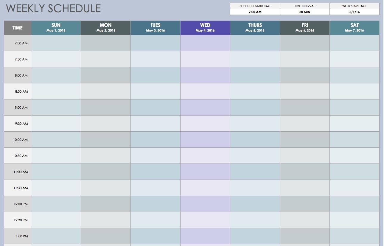 30 Day Calendar Template Excel  Calendar Inspiration Design with regard to 30 Day Calendar Template