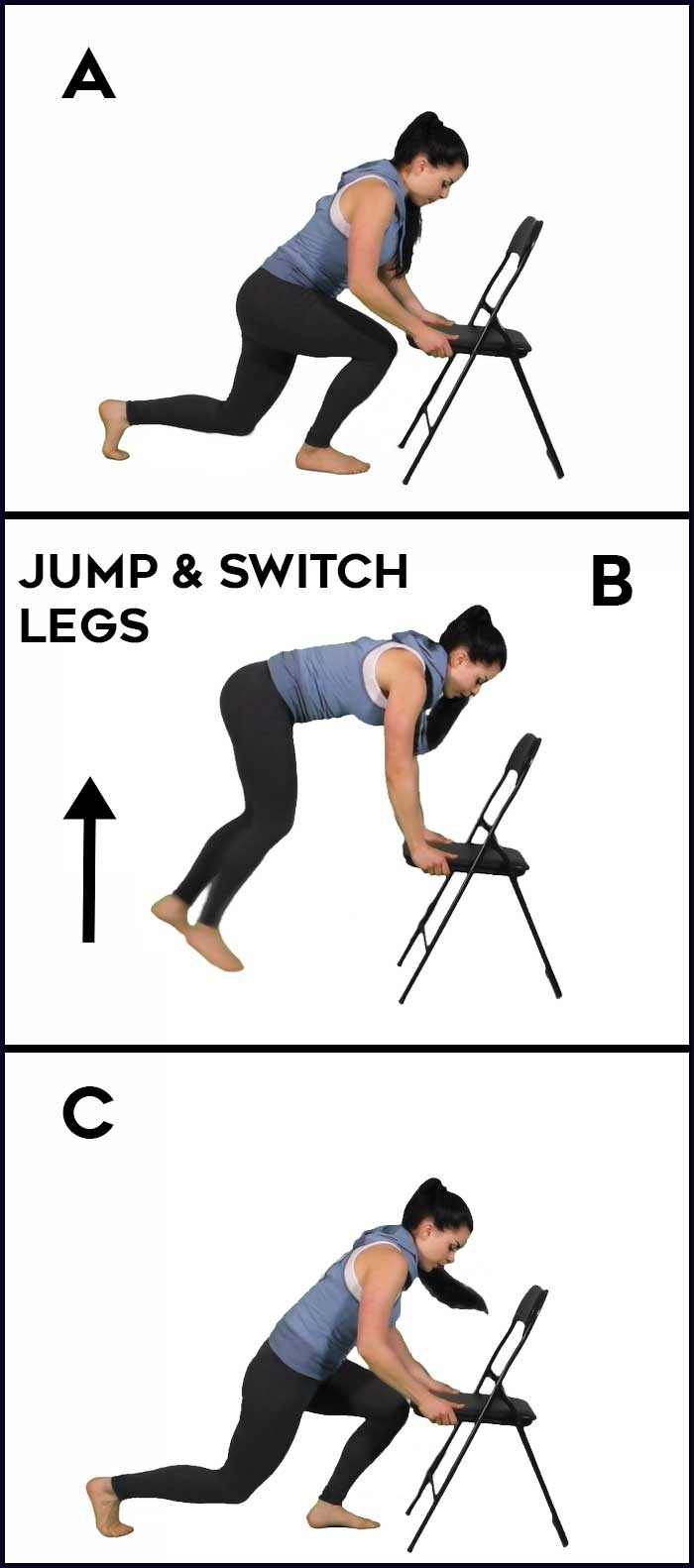 30 Day Inner Thigh Challenge Calendar  Calendar with Blogilates Thigh Challenge