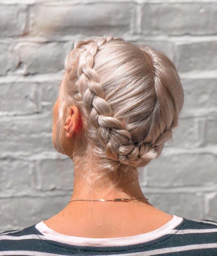 30 Stylish Braids For Short Hair  Shewritesuae pertaining to Lunar Hair Cutting Chart 2021