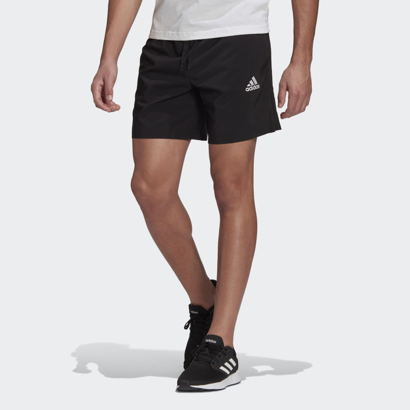 Adidas Aeroready Essentials Chelsea Small Logo Shorts regarding Yahoo Calendar Icon