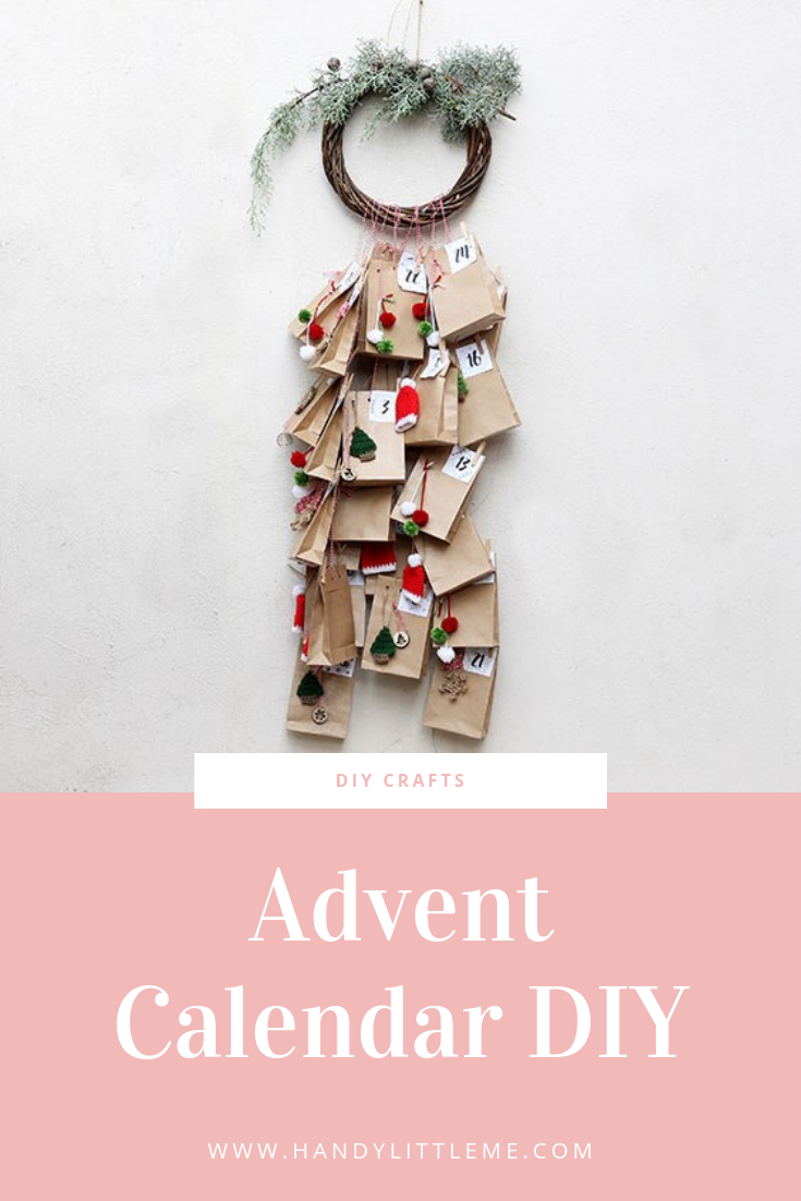Advent Calendar Diy | Diy Advent Calendar, Diy Calendar throughout Jennifer Maker Advent Tree