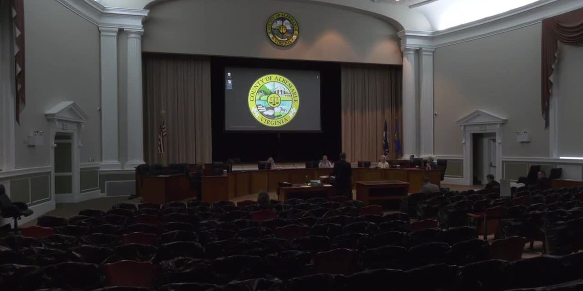 Albemarle County Board Of Supervisors Set To Vote In for Albemarle County Calendar