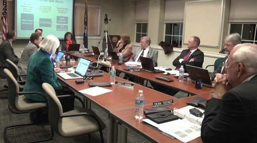 Albemarle, Cville Talk Budget Issues At School Board in Albemarle County School Calendar
