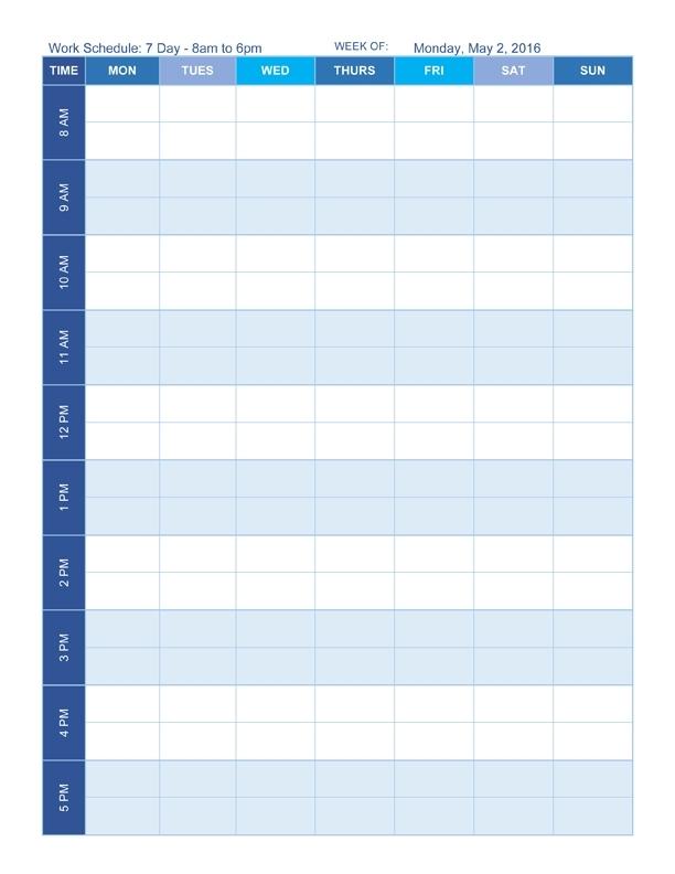 Am Pm Calendar Template | Printable Calendar Template 2021 regarding Am Pm Schedule Template