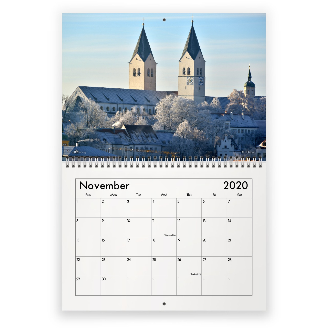 Bavaria 2021 Calendar for National Food Calendar 2021