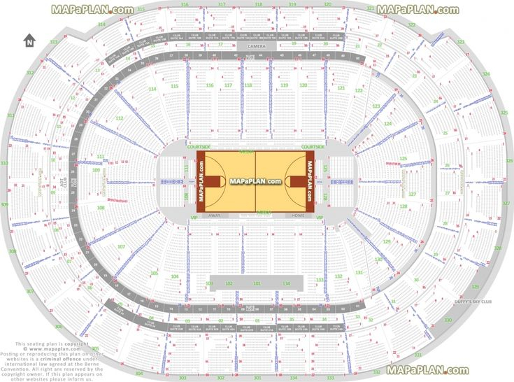 Bbt Center Seat Row Numbers Detailed Seating Chart Sunrise in Bok Center Seating Chart With Numbers