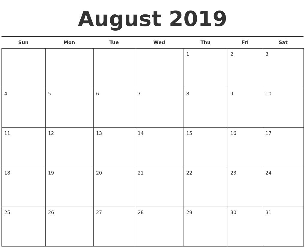 Blank Monday Through Friday Calendars | Calendar Template with Free Monday Through Friday Calendar Template