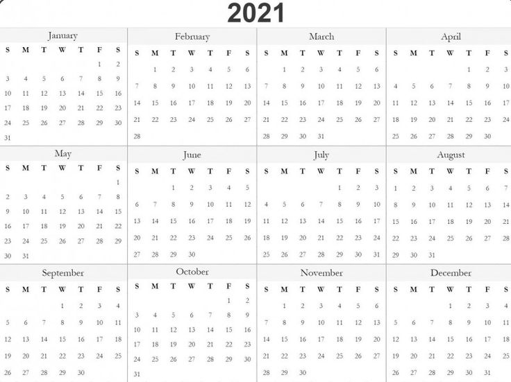 Blank One Month Calendar Template Awesome Free 2021 with 3 Month Printable Calendar Templates 2021 Sept