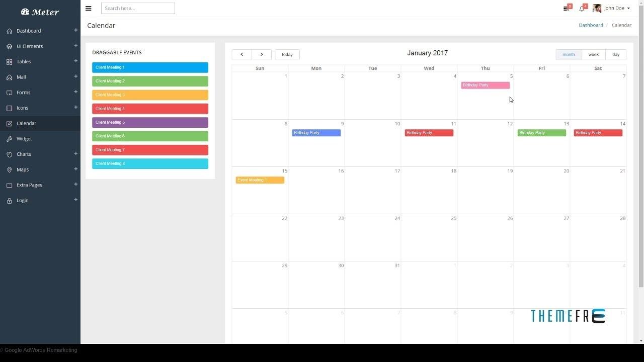 Bootstrap 4 Calendar Icon • Printable Blank Calendar Template regarding Google Calendar Taskbar