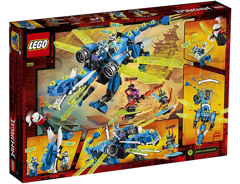 Brickfinder  Lego Ninjago 2020 1Hy Set Images! with regard to Jays Brick Blog