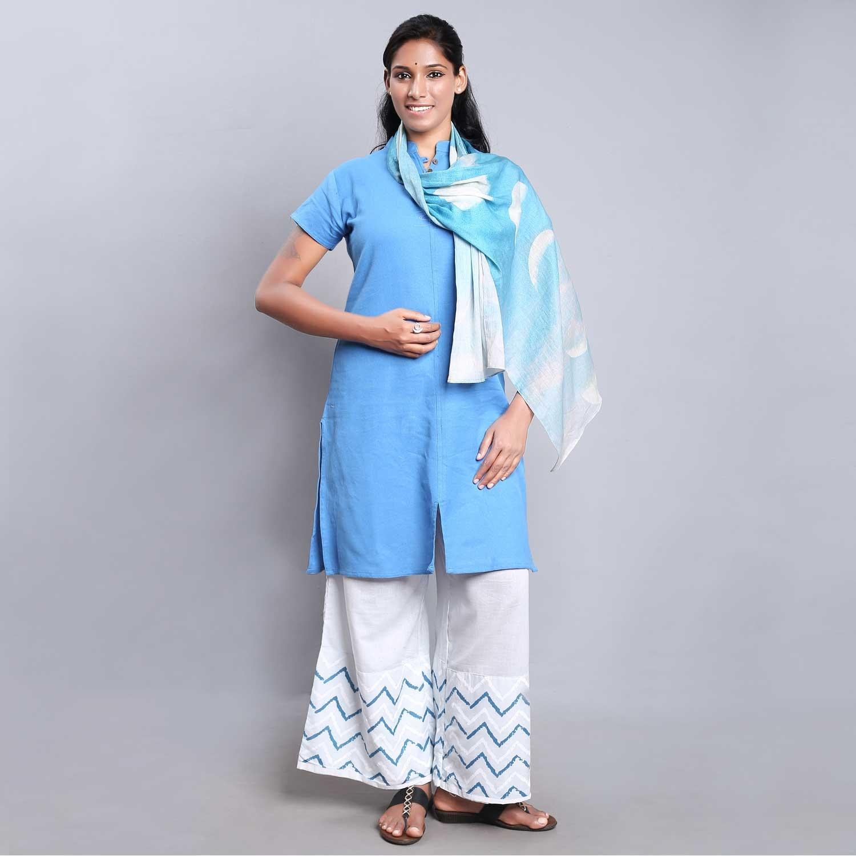 Buy Moon Shawl Online | Accessories | Isha Shoppe in Isha Moon Calendar
