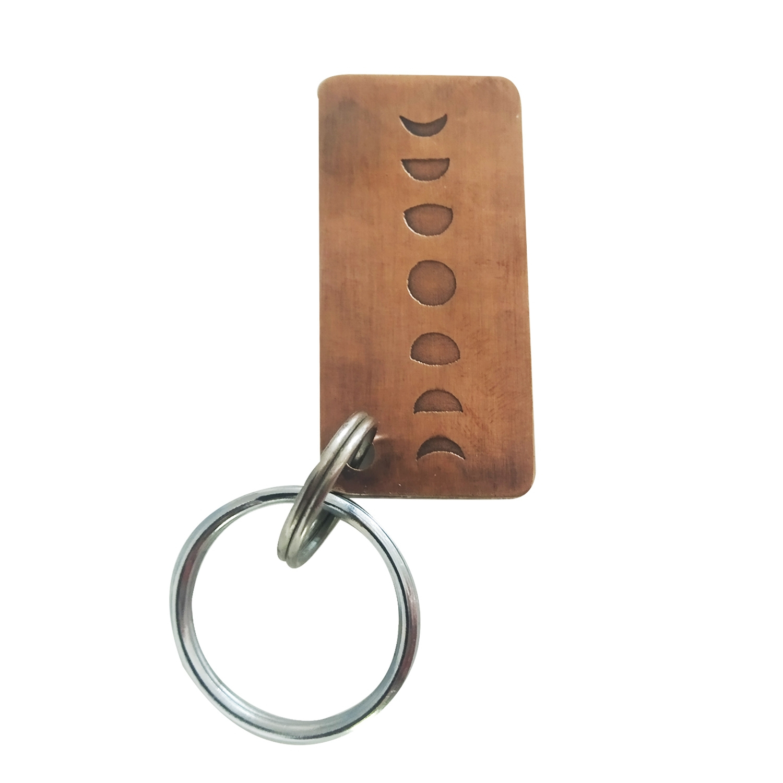 Buy Mystic Moon Exhale Key Chain Online | Isha Life regarding Isha Moon Calendar