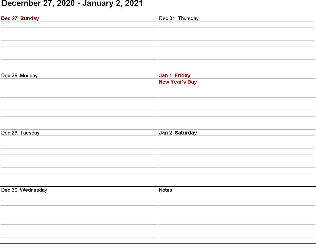 Calendar 2021 Fillable Weekly For Time Saving | Free regarding Printable 3 Months At A Time Calendar 2021