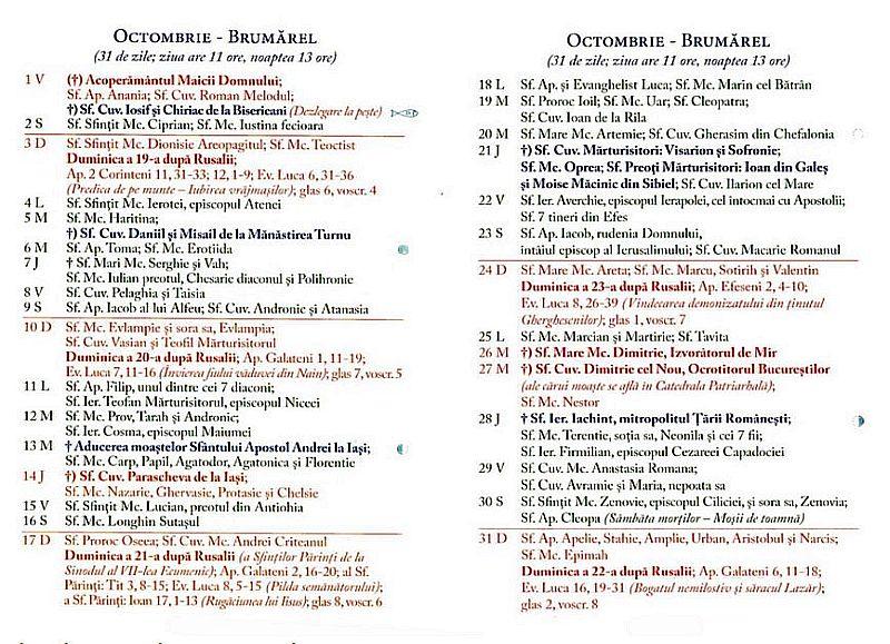 Calendar Creștin Ortodox 2021: Toate Sărbătorile with regard to Calendar Ortodox Mai 2021