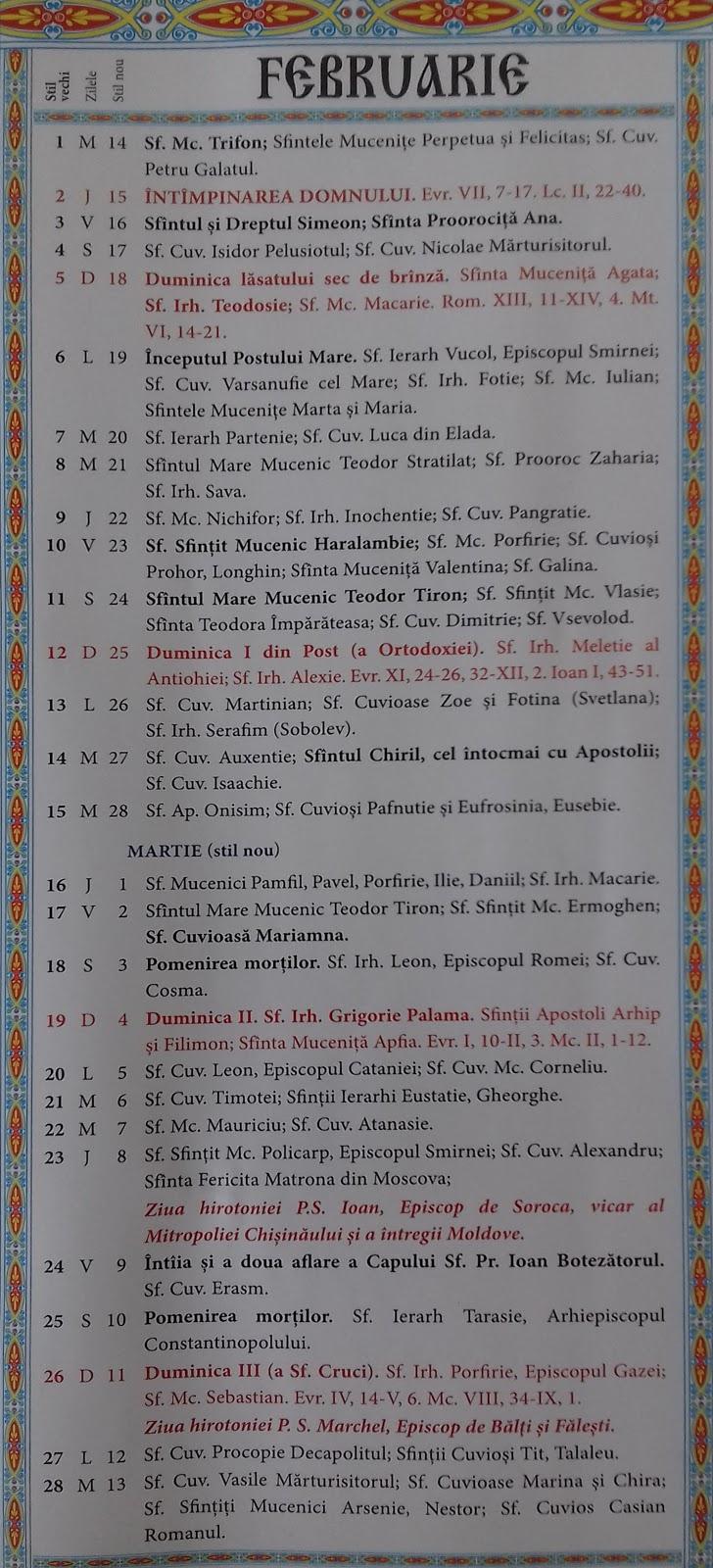 Calendar Crestin Ortodox Stil Vechi 2021 with regard to Calendar Ortodox Mai 2021