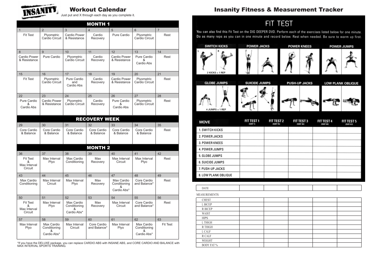 Calendar.fittestasurements (1269×855) (With Images for Insanity Max Calendar Pdf