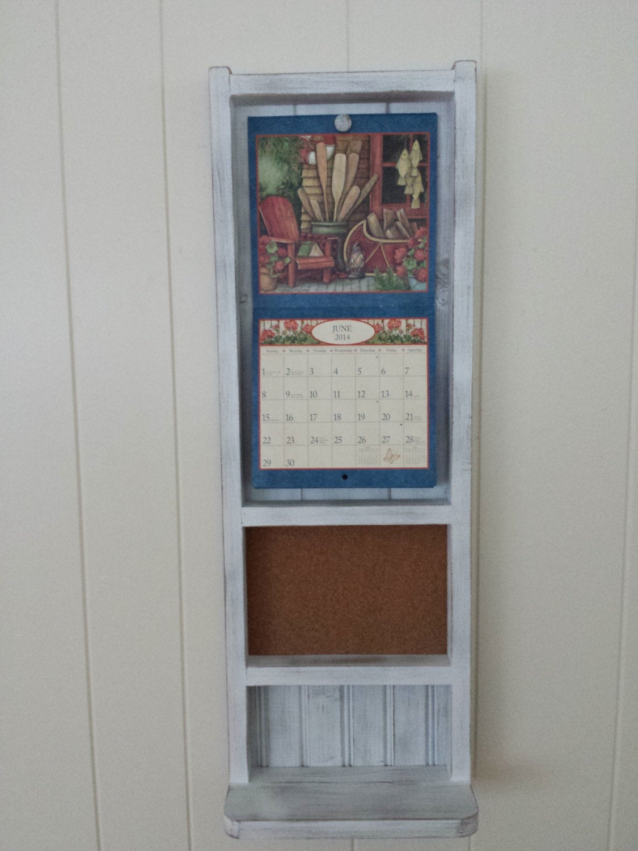 Calendar Holder The Suzie 7 Wide X 14 for Calendar Frames And Holders